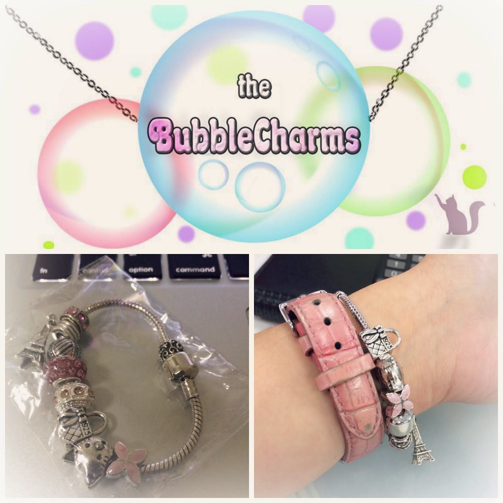 The Bubble Charms