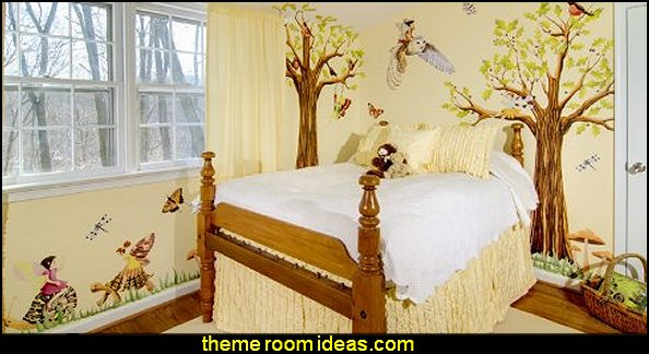 Decorating theme bedrooms - Maries Manor: woodland forest theme ...