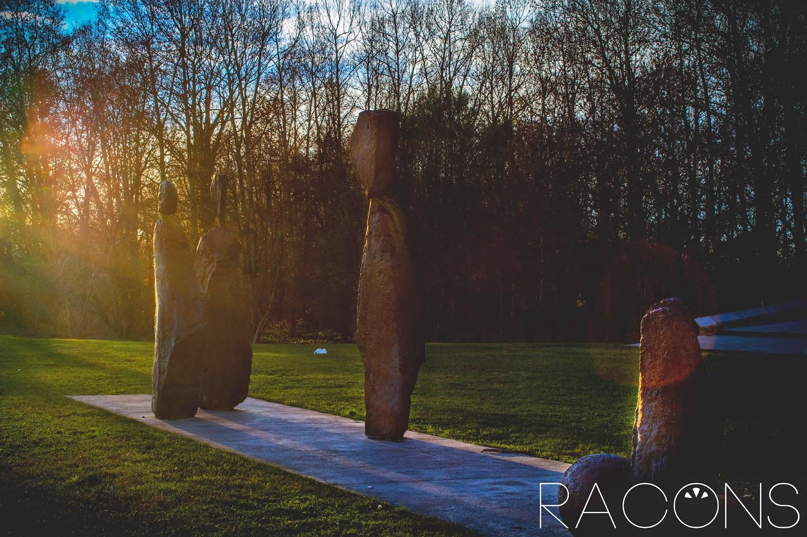 escultura fontajau parc ribes del ter girona