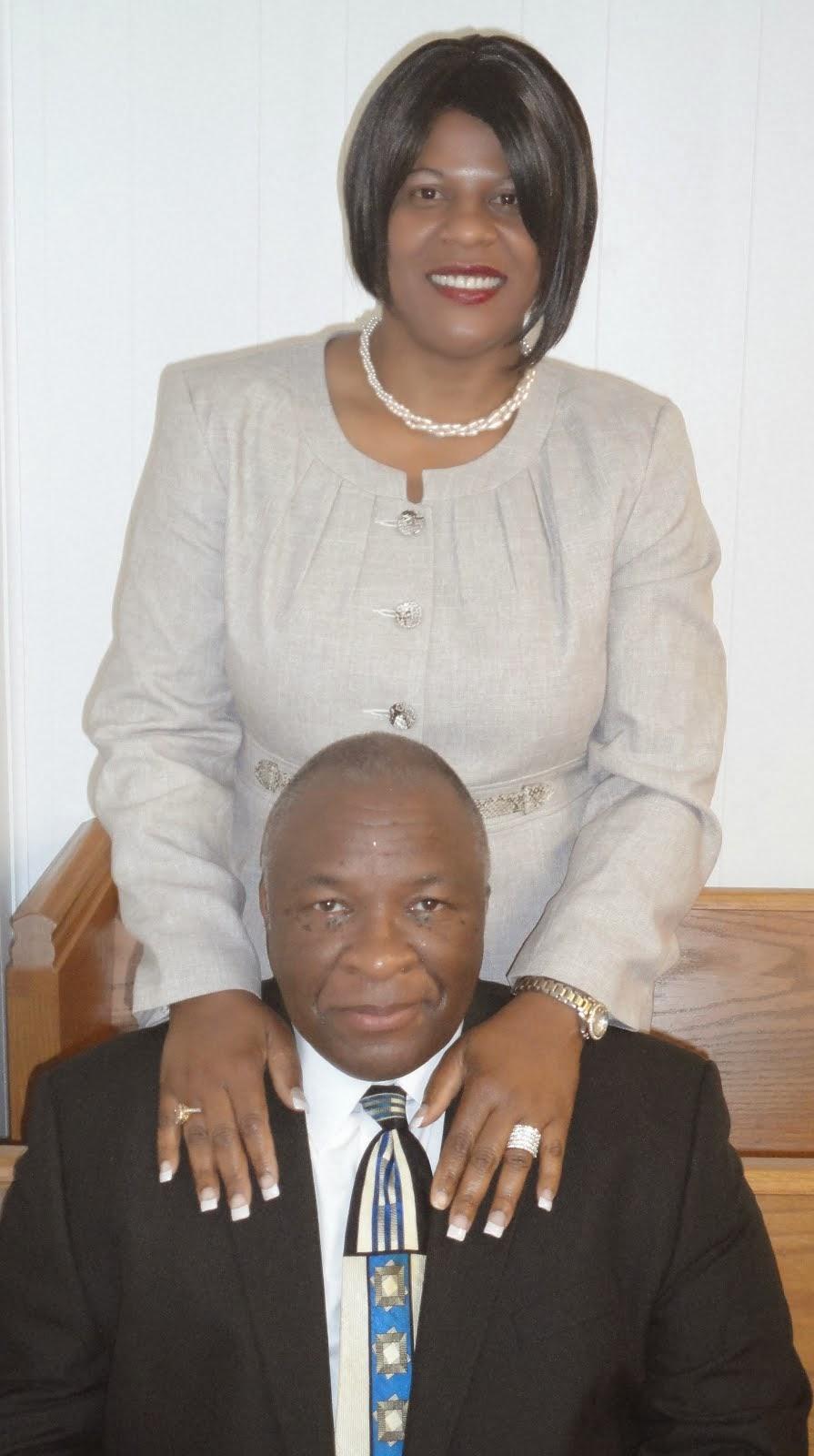 Pastor & Mrs. Baggett