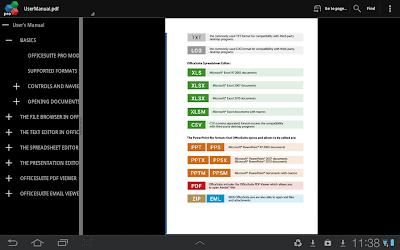 OfficeSuite Pro Full Apk İndir