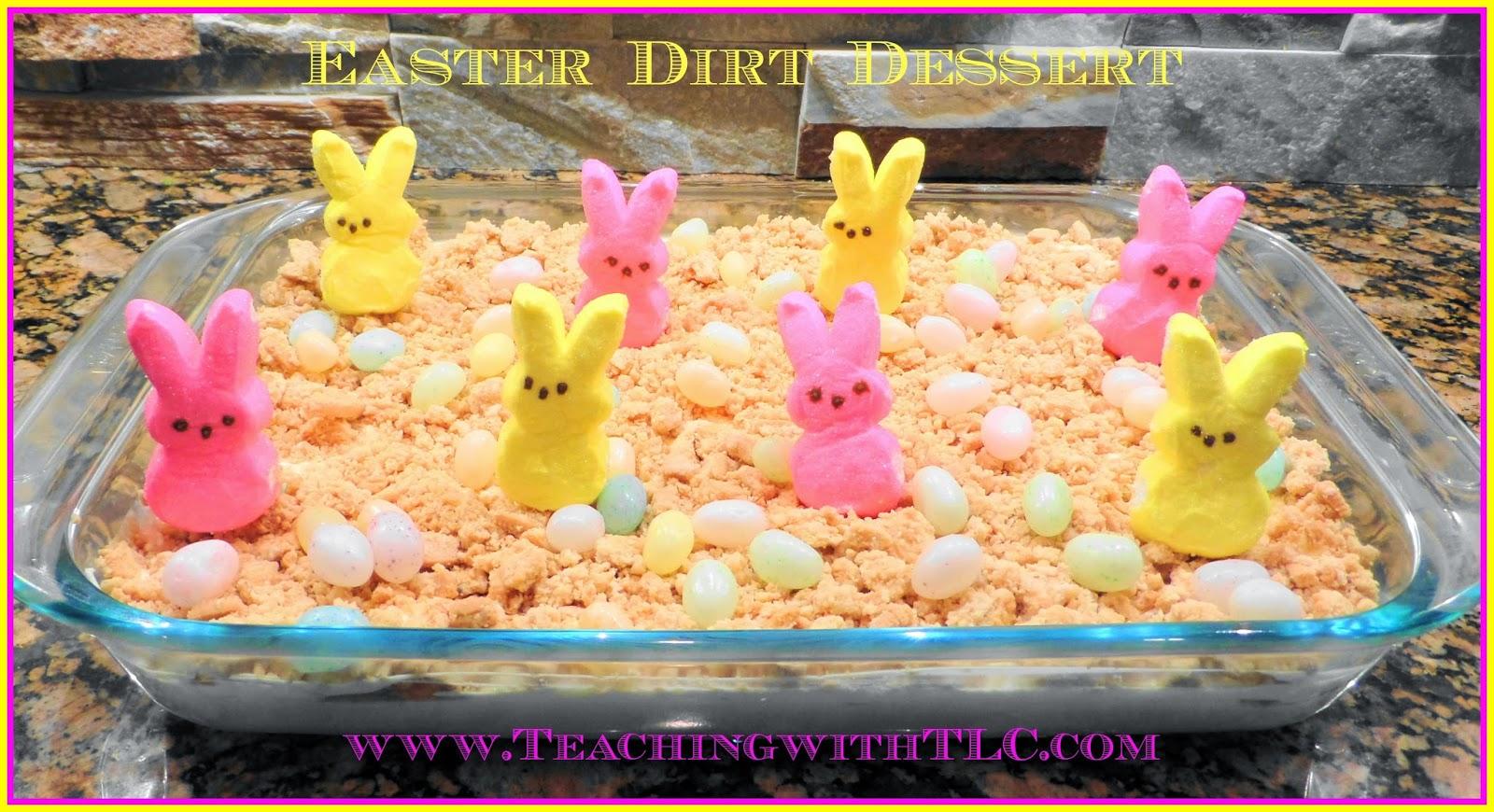 Teaching With Tlc Dirt Cake