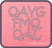 Quilt As You Go Free-motion Quilt My Life!