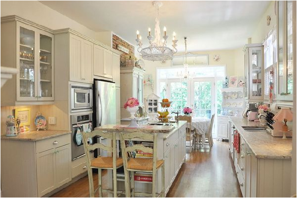Romantic Kitchen Ideas ~ Room Design Ideas