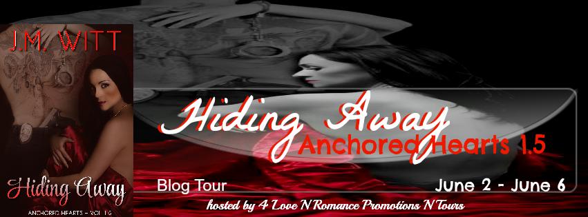 Hiding Away Blog Tour & Giveaway