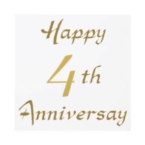 happy 4th anniversary happy 50th wedding anniversary clipart 50th wedding anniversary clip art pinterest