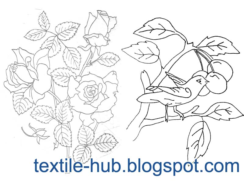Embroidery designer job « origami