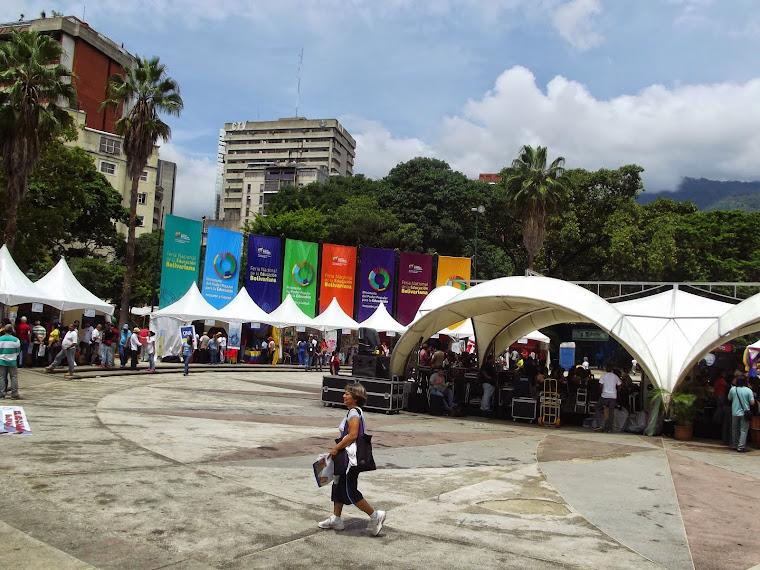 FERIA NACIONAL DE LA EDUCACIÓN BOLIVARIANA  2014