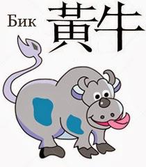 Китайски хороскоп за 2014 Бик