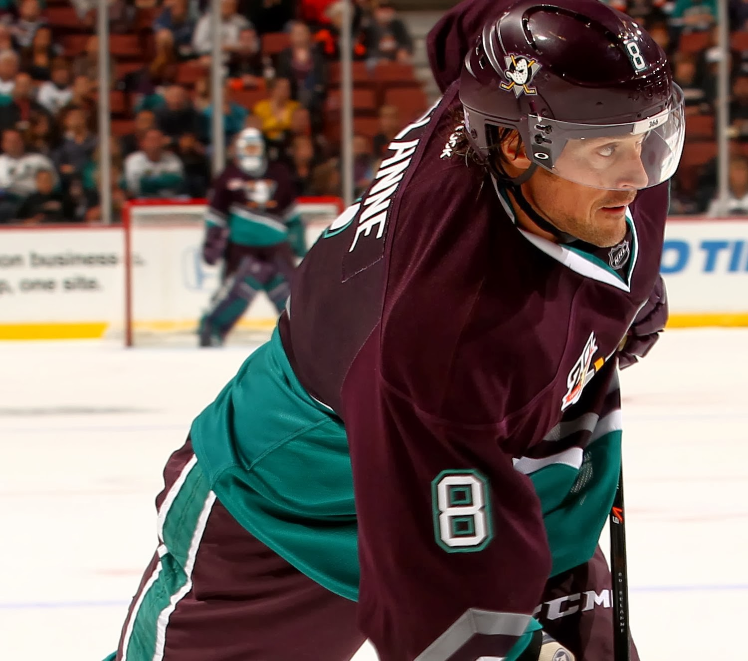 6df4608c3 It s a fairly easy decision to go with Selanne for the jersey. He and  Kariya were the faces of the franchise when they broke out in the 90 s and  especially ...