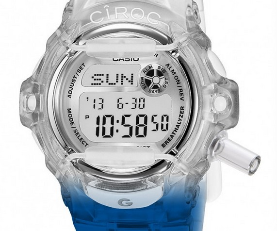 la nouvelle montre casio g shock ciroc avec thylotest fake blog de montres. Black Bedroom Furniture Sets. Home Design Ideas