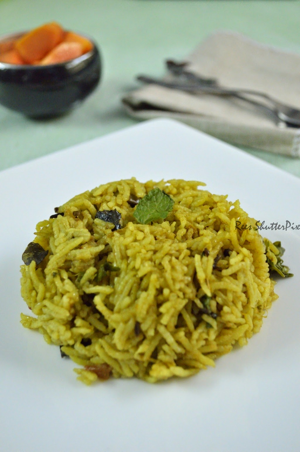 millet mushroom briyani, mushroom recipes, briyani easy recipes, step by step recipes, veg briyani recipes