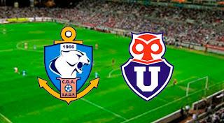 Antofagasta vs Universidad de Chile [Campeonato 2013]