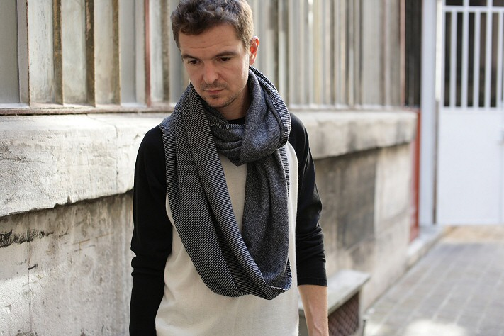 Snood homme Jo gordon