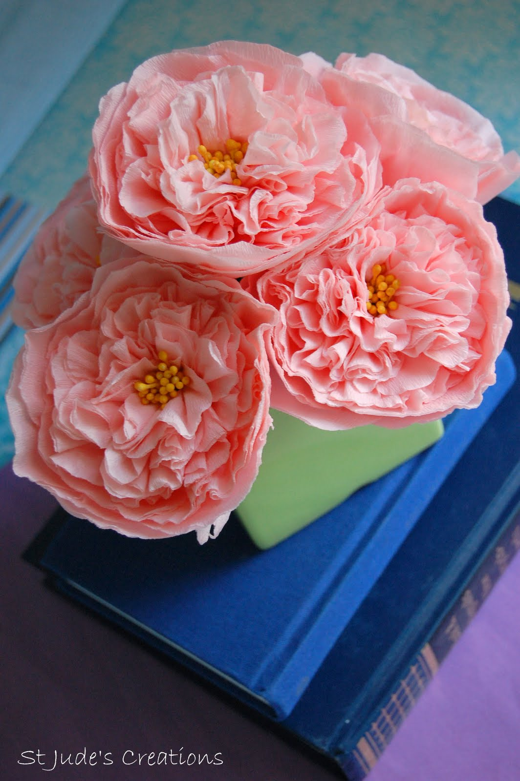 David Austin vintage roses