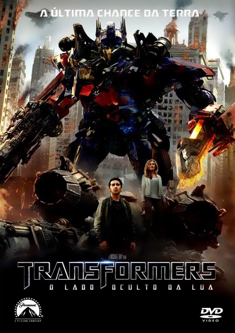 Transformers 3: O Lado Oculto da Lua – Dublado (2011)