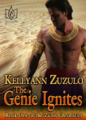 The Genie Ignites by Kellyann Zuzulo