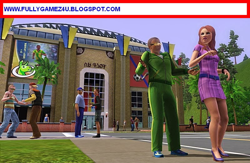 Download Sims 3 Game For Pc