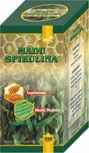 Madu Spirulina Cirebon Majalengka Kuningan Indramayu