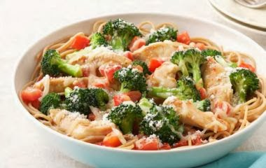 parmesan chicken broccoli pasta for two dinner ideas for two
