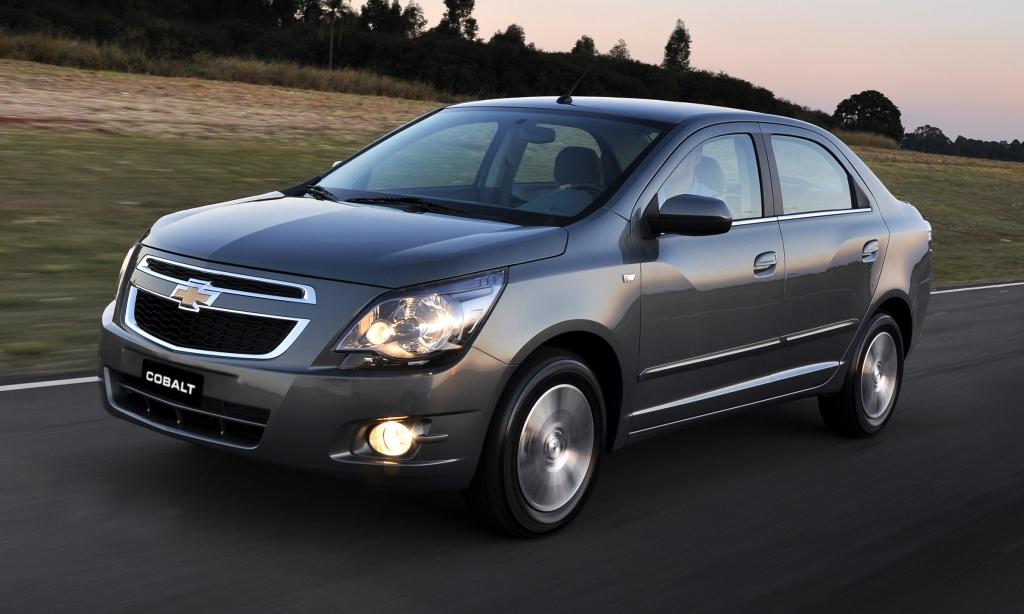 Chevrolet Cobalt - Precios y equipamiento en Argentina