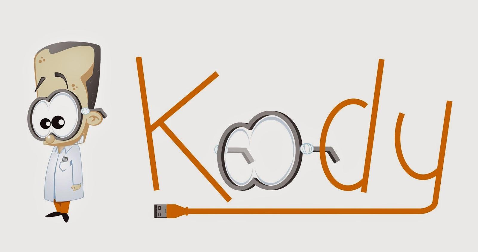 Création du Logo Koody pour Société de Création d'Apps pour les Professionnels par Label communication Nantes