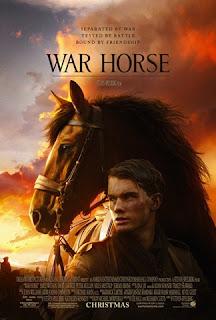 Cartel de la película War horse, de Stieven Spielberg