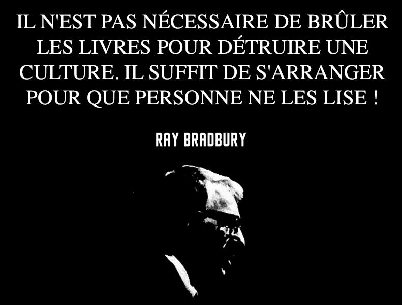 http://fr.wikipedia.org/wiki/Ray_Bradbury