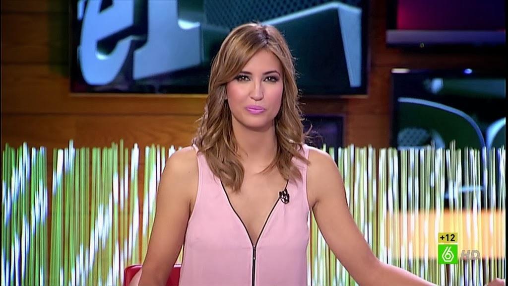 SANDRA SABATES, EL INTERMEDIO (29.10.13)