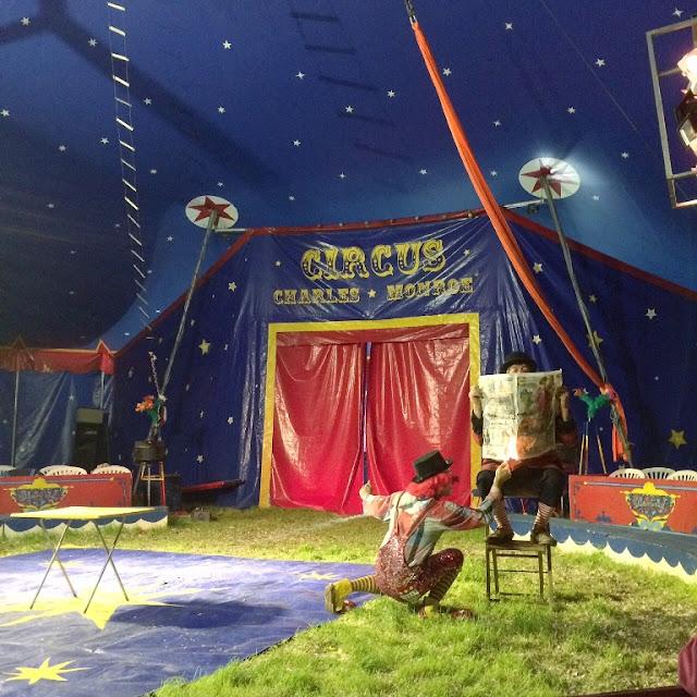 Zirkus, Clowns, Circus Charles Monroe, Köln, Muttertag, Familienzirkus