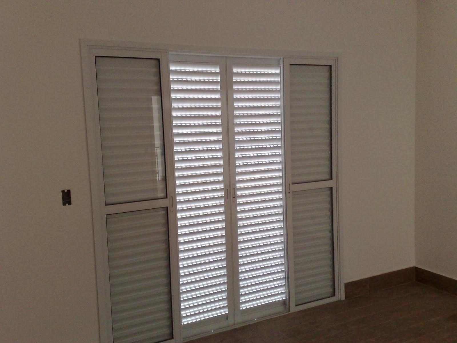 #3C3026  Porta janela de correr de vidro com alumínio ou PVC e persiana de PVC 1212 Portas E Janelas De Pvc Ou Aluminio