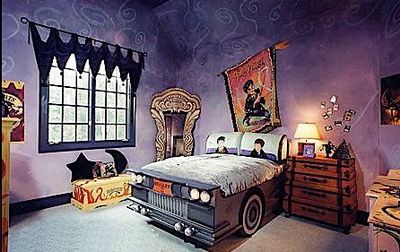 36 Amazing Nurseries Kids Rooms Flipbook 05241 The Harry Potter Room