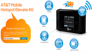 AT&T first 4G LTE devices announced