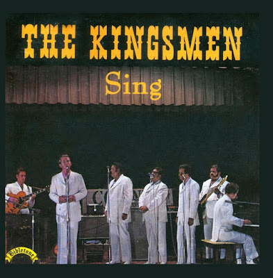 The Kingsmen Quartet-The Kingsmen Sing-