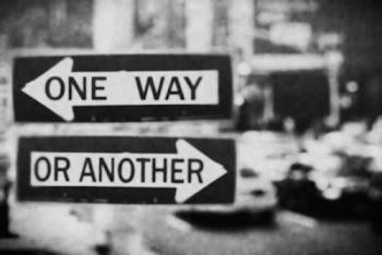 God's way..