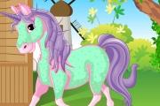 My Little Pony Bakım Yapma Oyunu