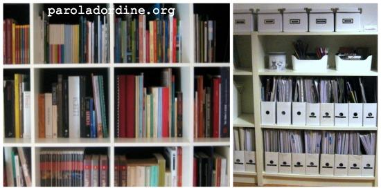 paroladordine-unastanzaalmese-studio-libreria-scaffali