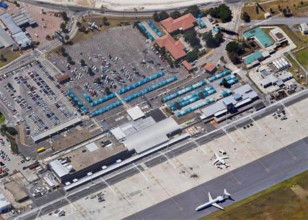 Τα πιο πολυσύχναστα διεθνή αεροδρόμια της Νοτίου Αφρικής