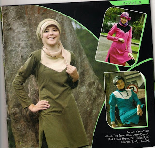 Mazaya Busana Muslim Hijau army krem Pink hitam Biru turkish putih