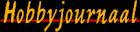 Het Hobbyjournaal