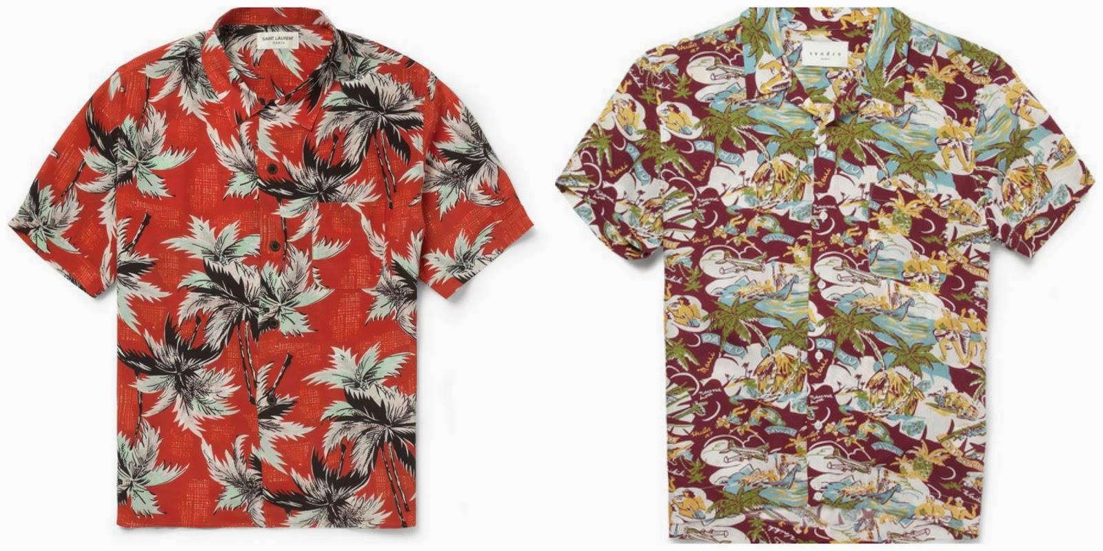 Where To A Hawaiian Shirt T Shirt Design Database