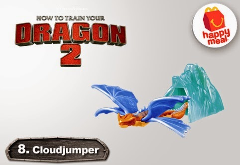 how to train your dragon 2 happy meal toys