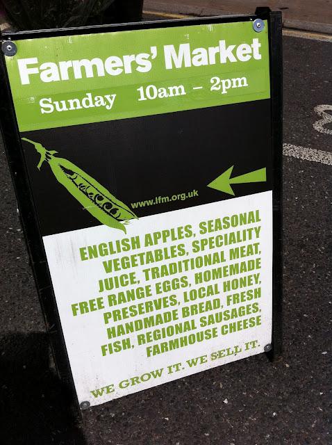 Islington+Farmers+Market+opening+times+Chapel+Market