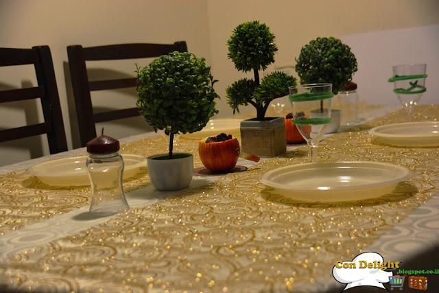"table design עיצוב שולחן ט""ו בשבט"