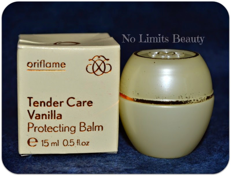 Tender Care Vanilla Protecting Balm - Oriflame