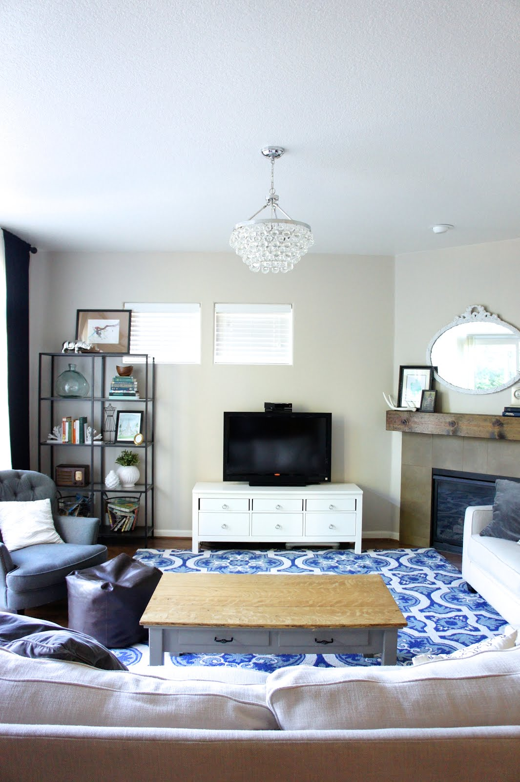 IKEA HEMNES HACK: TV UNIT MAKEOVER