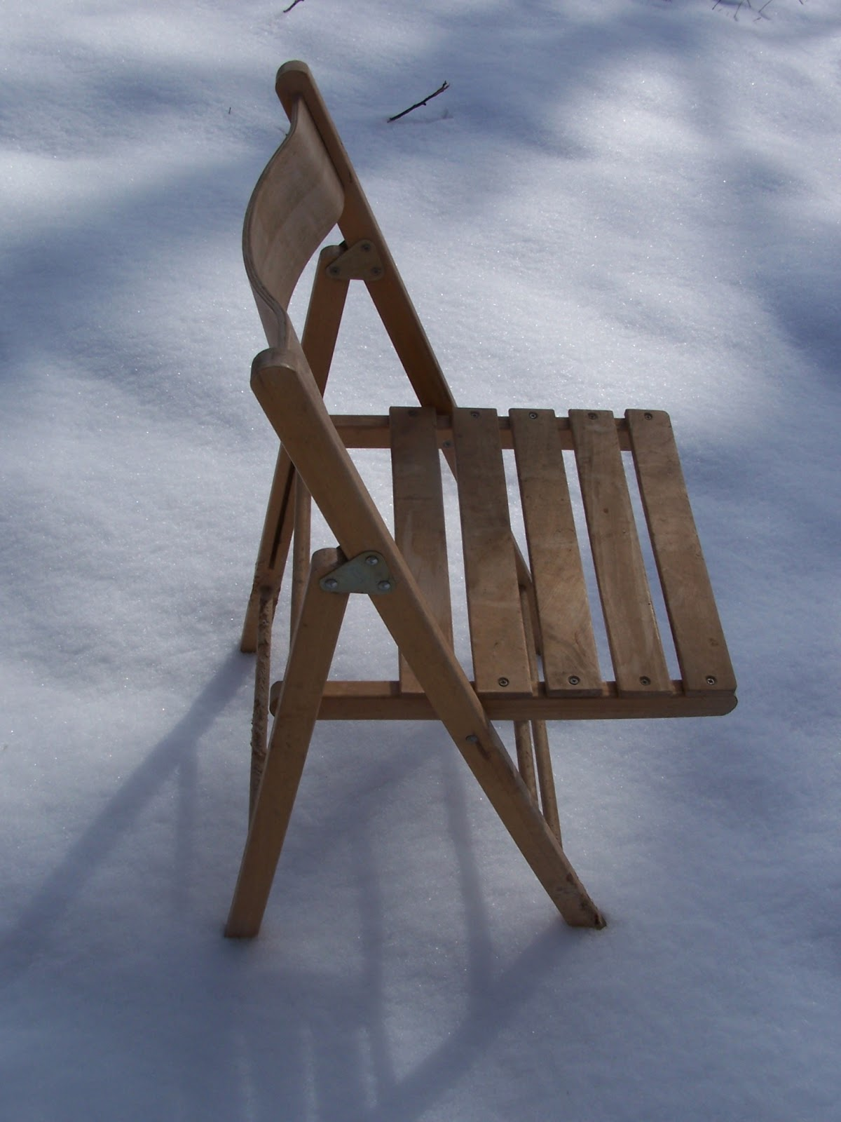 LA CIVILTA DEL FOTTERE: Sulla sedia