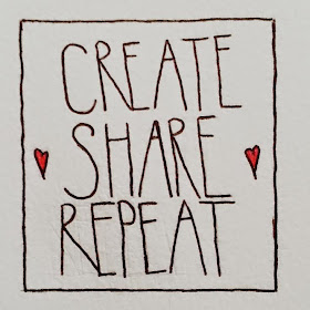 create. share. repeat.