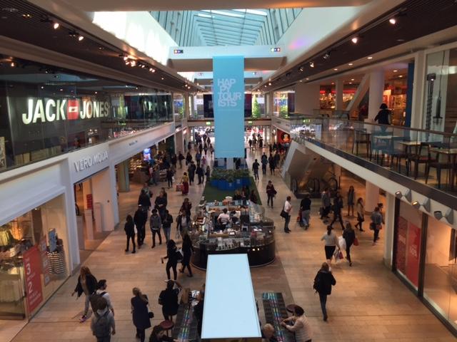 gallerian mall stockholm