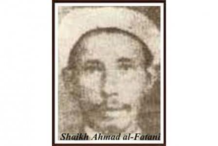 ahmad al-fatani